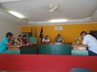 Câmara Discute Projeto de Abertura de Crédito
