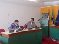 3 Requerimentos e 1 Projeto de Lei são aprovados em Sessão