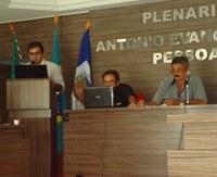 A CÂMARA MUNICIPAL APROVOU GRATIFICAÇÃO AOS PROFESSORES.