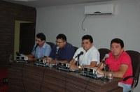 Aprovados os Requerimentos 04/2020 e 05/2020 de autoria dos Vereadores Manoel Laécio, Erinaldo Correia e Elias Pinheiro.