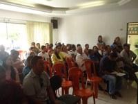 Audiência pública sobre abastecimento de água