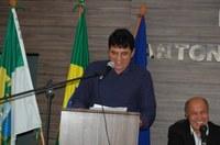 O VEREADOR FLAVIANILDO FERNANDES APRESENTOU REQ. Nº 05/2019