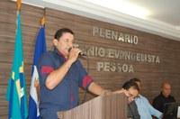 O Vereador Francisco Assis apresentou Requerimento nº. 001/2017