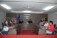 Sessão Ordinária da Câmara Municipal em 15 de agosto de 2019.