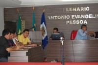Sessão Ordinária da Câmara Municipal em 16 de março de 2017